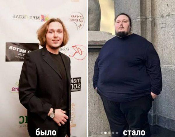 Лука Затравкин раньше и сейчас. Фото