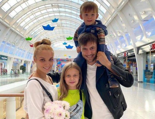 Татьяна Арнтгольц воссоединилась с бывшим мужем Иваном Жидковым