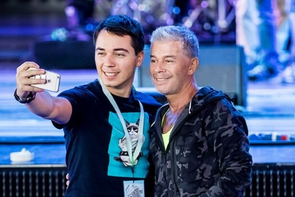 Олег и Родион Газмановы, фото:comp-pro.ru