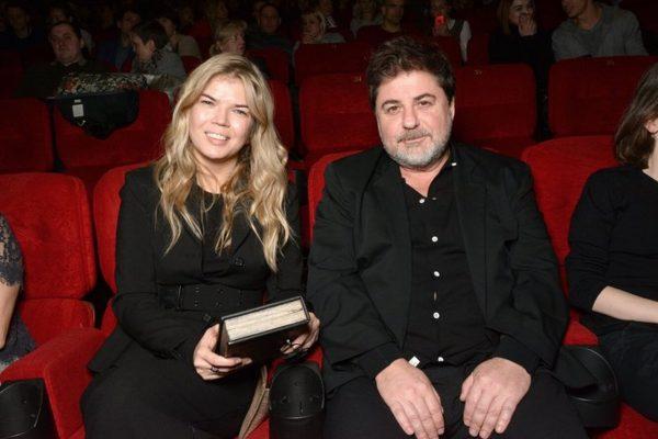 Виктория Галушка и Александр Цекало, фото:cosmo.ru