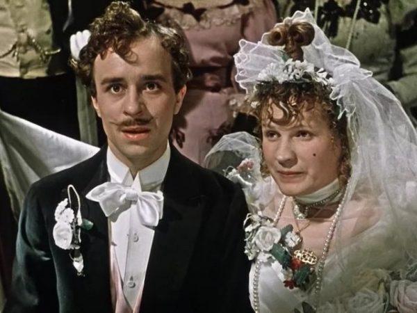 Проня и Голохвастов. Кадр из фильма. Фото domkino.tv