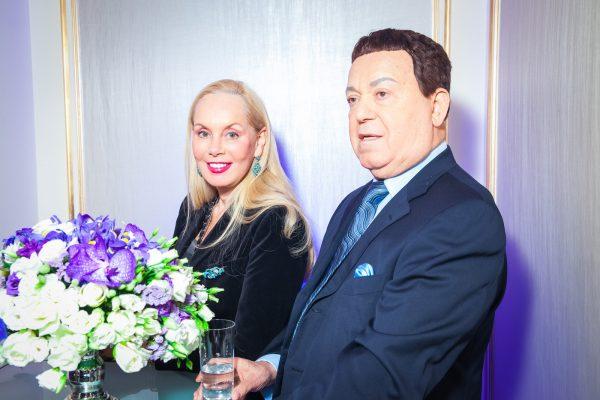 Иосиф и Нелли Кобзон, фото:women.gid29.ru