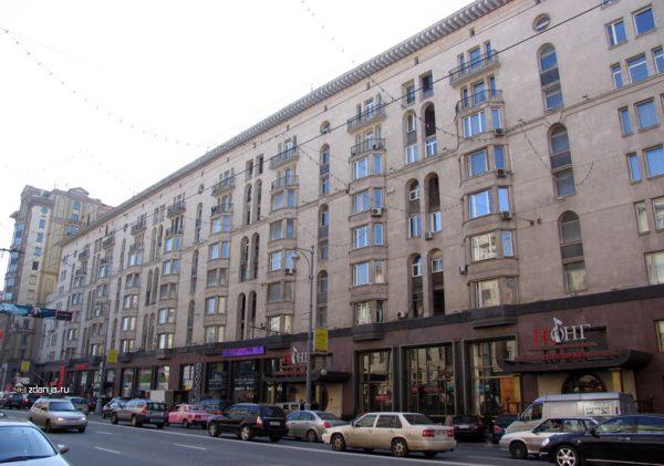 1-Я Тверская-Ямская улица, д. 7