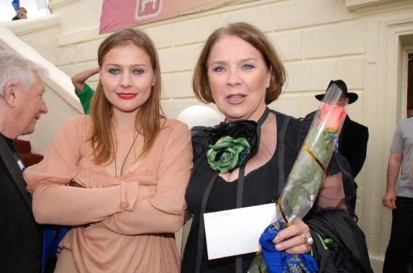 Лариса и Мария Голубкины, фото:news.ticketland.ru