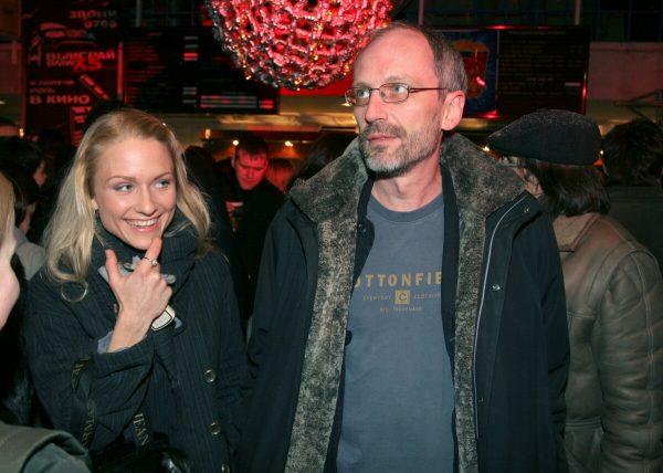 Александр и Катя Гордон, фото:eemuzh.ru