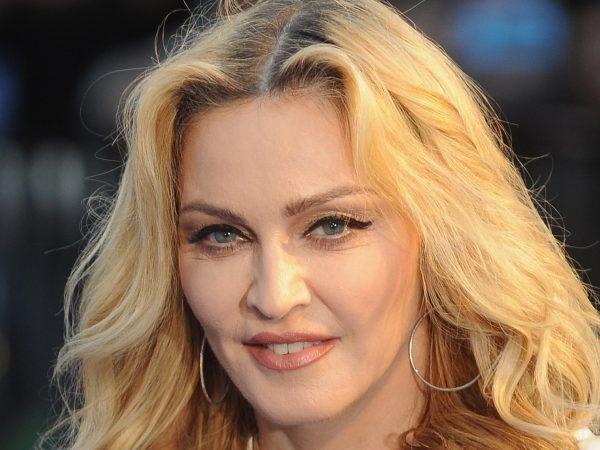 Мадонна, фото:tlife.gr