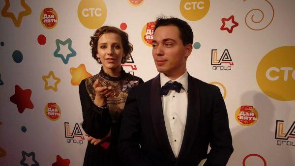 Родион Газманов и Лиза Арзамасова, фото:YouTube