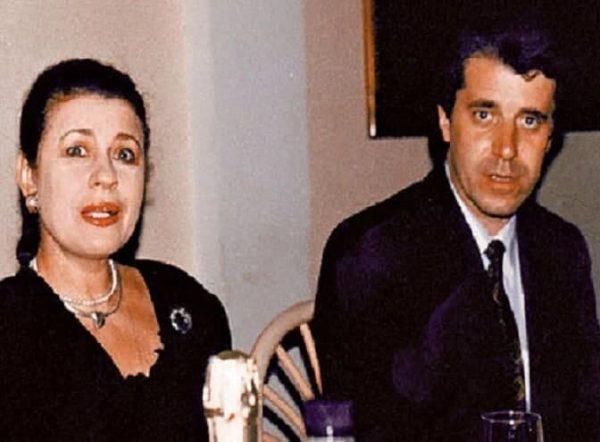 Валентина Толкунова и Владимир Баранов