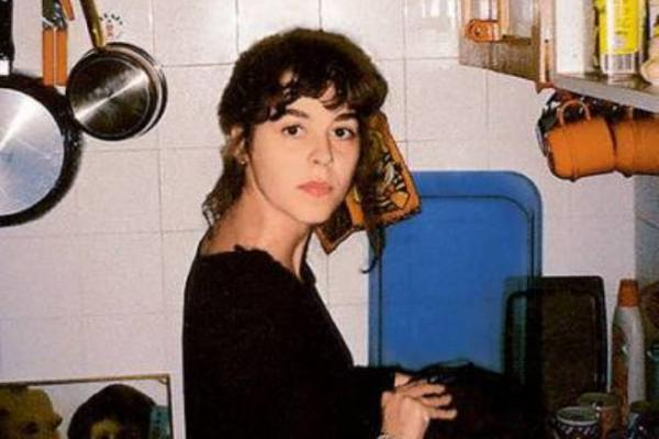 Вторая жена Никаса Сафронова Франческа. Фото biografii.net