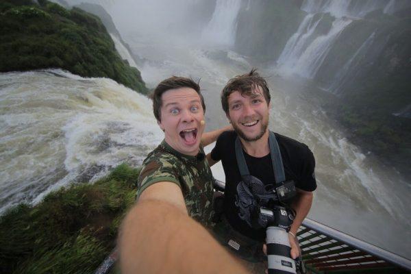 Дмитрий Комаров и Александр Дмитриев