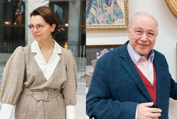 Брухунова и Петросян. Фото womanhit.ru