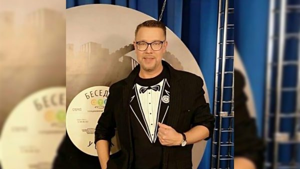Алексей Лагутин на ТВ