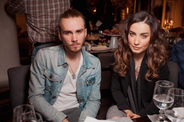 Виктория Дайнеко и Дмитрий Клейман, фото:peopletalk.ru