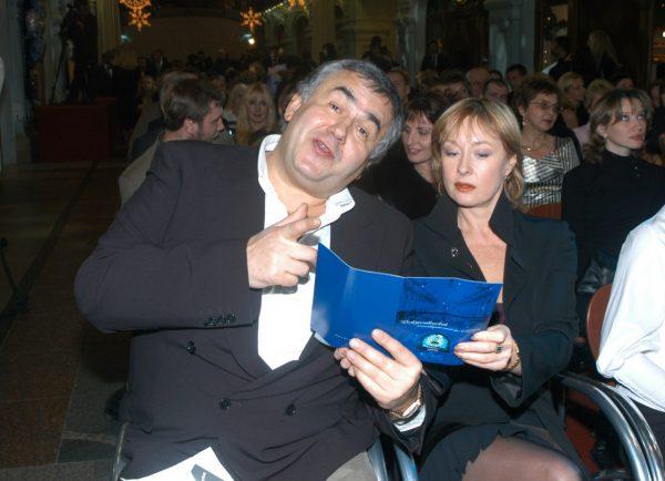 Лариса Удовиченко, Станислав Садальский