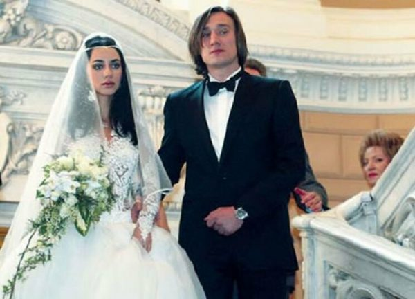 Сын Валентины Матвиенко и Зара