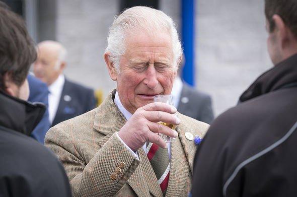 принц Чарльз,