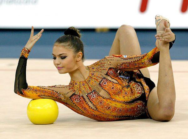 Алина Кабаева. Фото sports.ru