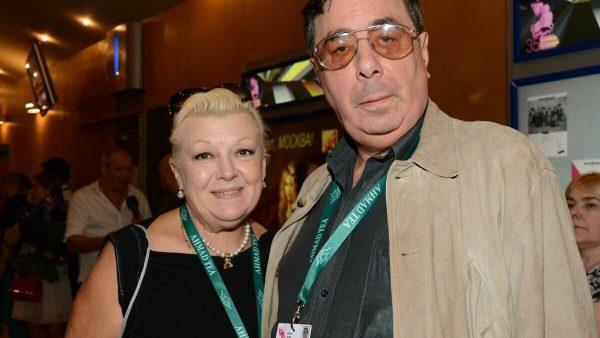 Михаил Цивин и Наталья Дрожжина, фото:Яндекс.Дзен