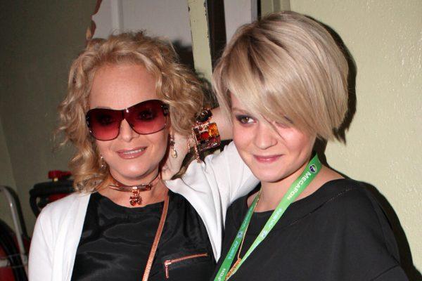 Лариса Долина с дочерью, фото:Яндекс.Дзен
