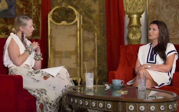 Ксения Собчак и Вероника Степанова