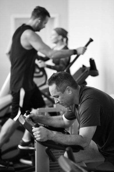 Первые кадры с репетиций и с тренировки на комплексном тренажёре «Союз МС», фото: Саша Гусов