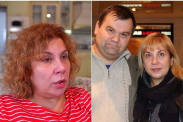 Мариина Федункив и бывший муж Михаил. Коллаж tvcenter