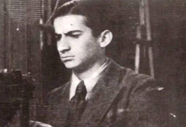 Луи де Фюнес в молодые годы. Фото Вокруг ТВ