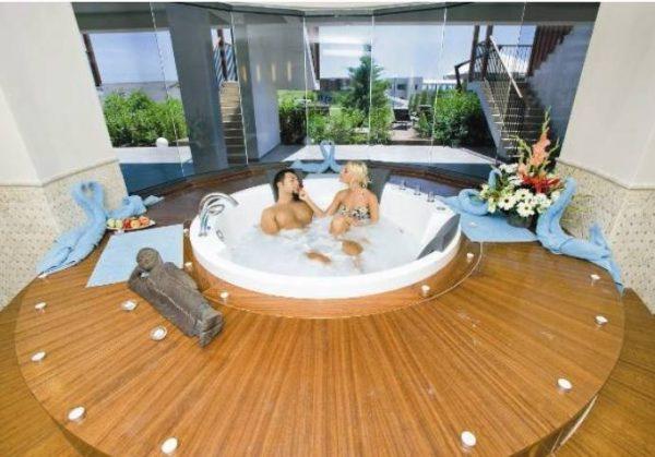 Дом Юлии Ковальчук в Испании. Фото roof-tops.ru