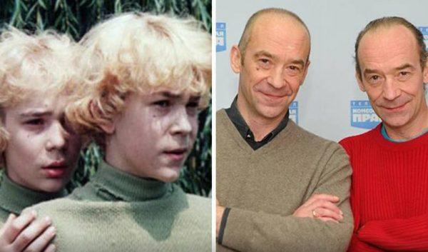 Юрий и Владимир Торсуевы
