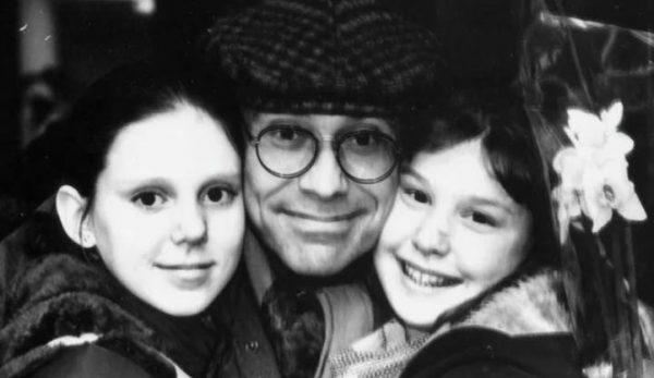 Андрей Кончаловский с дочерьми Натальей и Еленой. Фото Вокруг ТВ