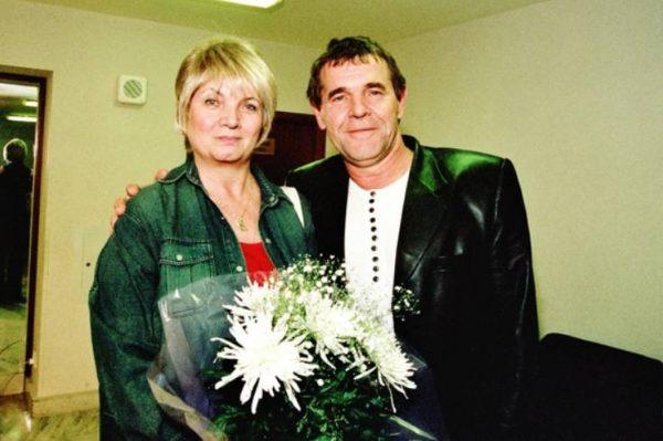 Алексей Булдаков с женой. Фото