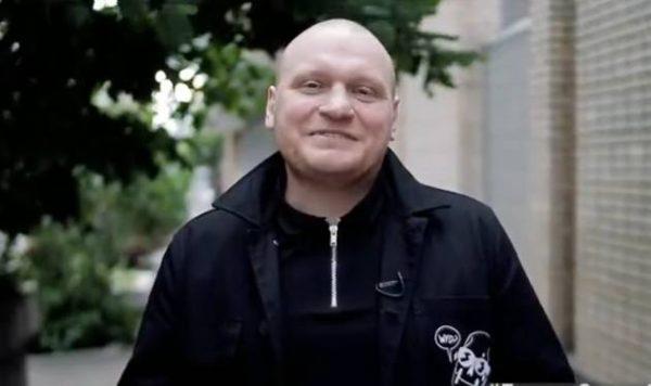 Сергей Сафронов. Фото Инстаграм