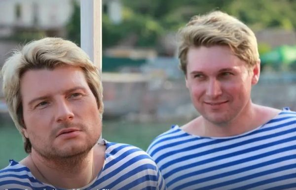 Николай Басков и Эдуард Гладкий. Фото 24smi.org