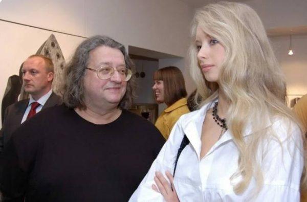 Александр Градский и Марина Коташенко. Фото Вокруг ТВ