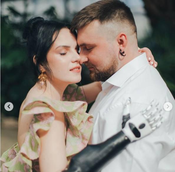 Маргарита Грачёва и Максим Андрющенко. Фото Инстаграм