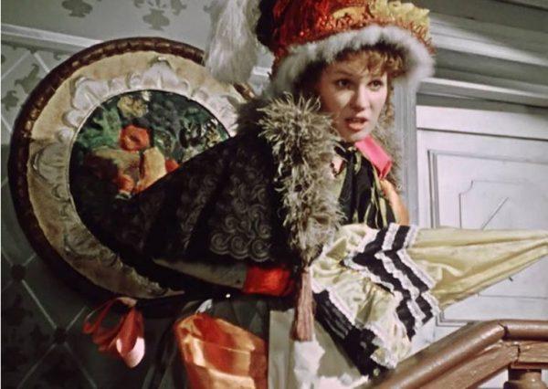 Маргарита Криницина в роли Прони. Кадр из фильма. Фото domkino.tv