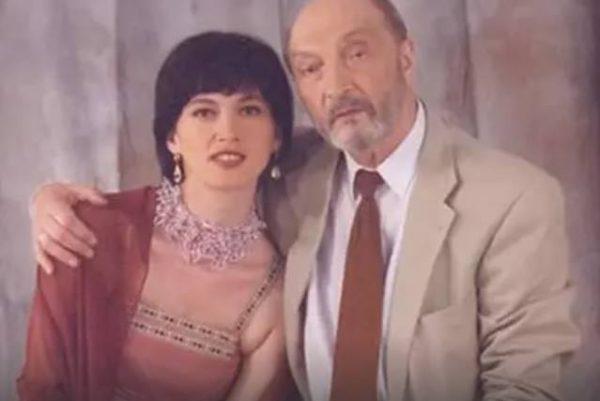 Михаил Козаков с дочерью Мананой, фото http://stuki-druki.com