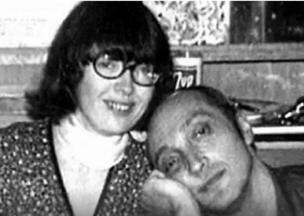 Михаил Козаков и Регина Быкова. Фото famousfix.com
