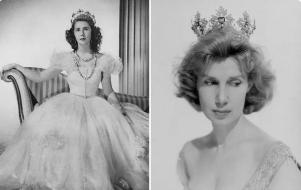 Тиара от королевы Виктории. Фото