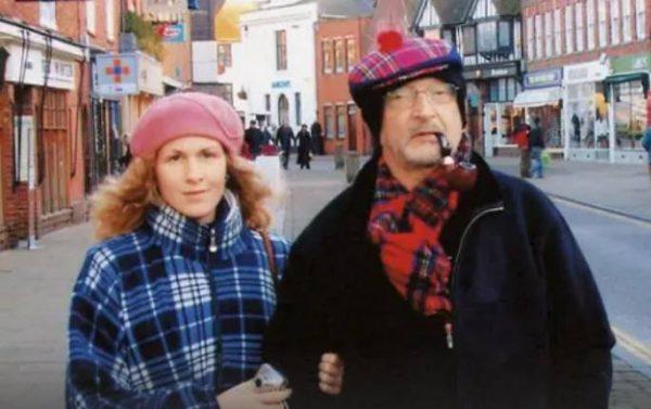 Михаил Козаков и Надежда Седова. Фото 7days.ru