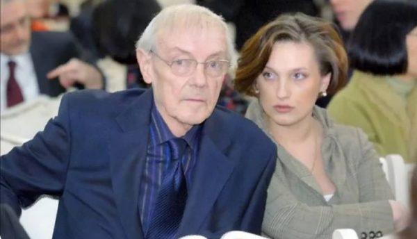 Кирилл Лавров и Анастасия Лазовская. Фото КиноТеатр