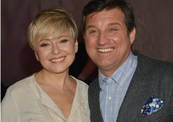 Отар Кушинашвили и Анжелика Варум дружат. Фото starhit