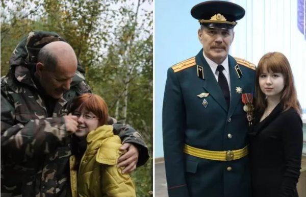 Вика и Борис Яковлевичи. Фото ВК