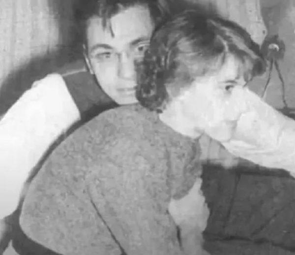 Андрей Кончаловский и Ирина Кандат