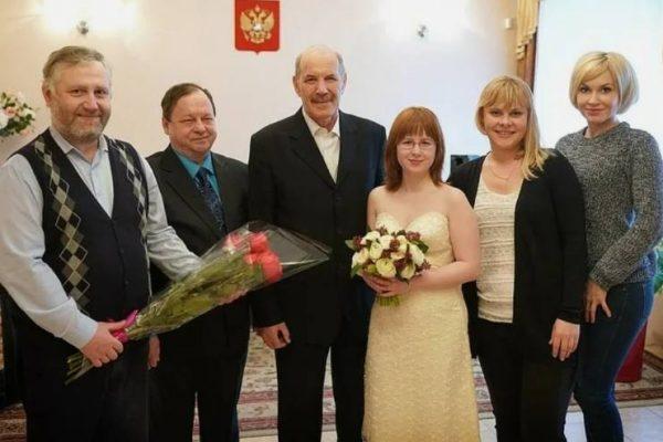 Свадьба Яковлевичей. Фото hornews.com