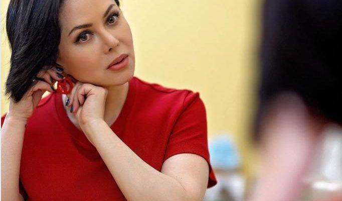 Виктория Ворожбит. Фото Инстаграм