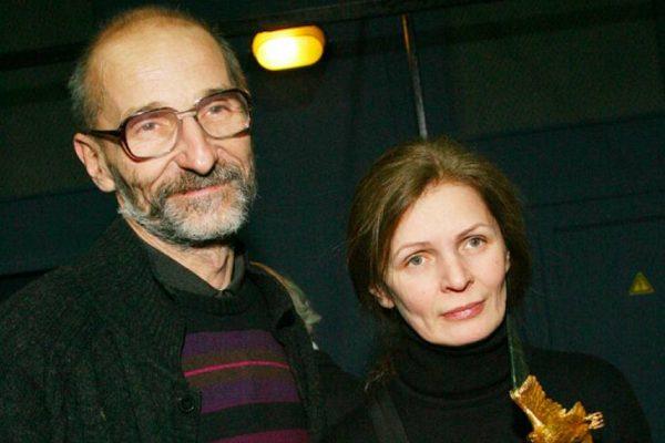 Пётр Мамонов с женой Ольгой. Фото radiokp.ru