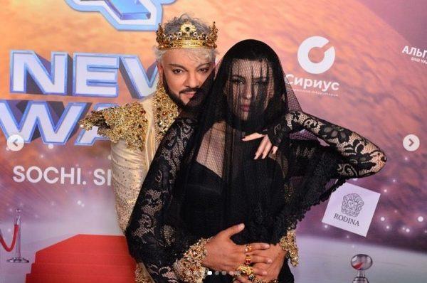 Киркоров и Марув