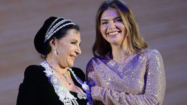 Ирина Винер и Алина Кабаева. Фото gazeta.ru