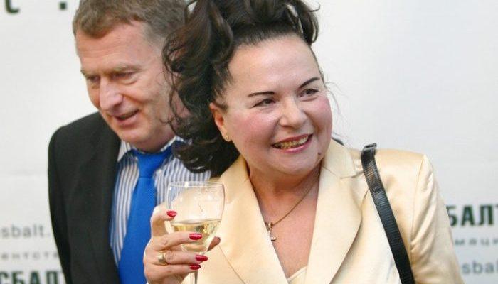 Чем занимается и как выглядит жена Владимира Жириновского Галина Лебедева: фото в молодости, причина развода